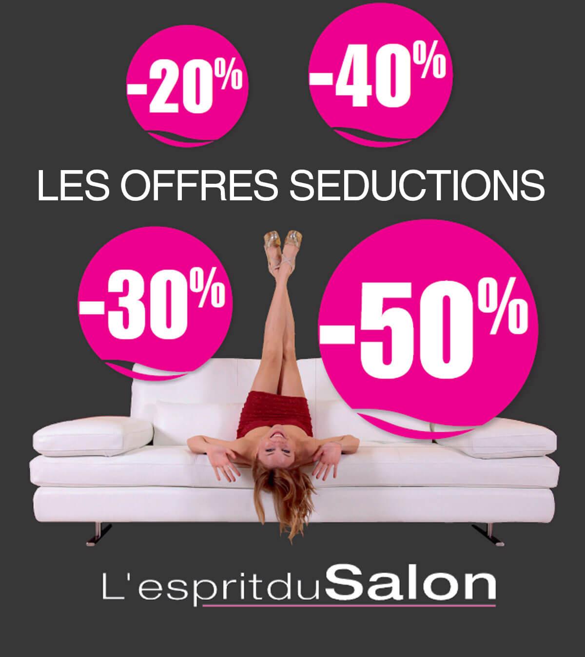 Promotion meuble offre séduction esprit du salon toulouse