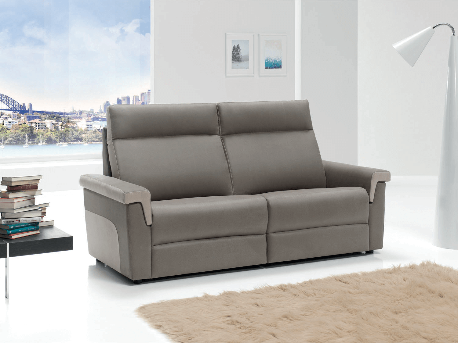 Canap lyon l 39 esprit du salon for Home salon canape