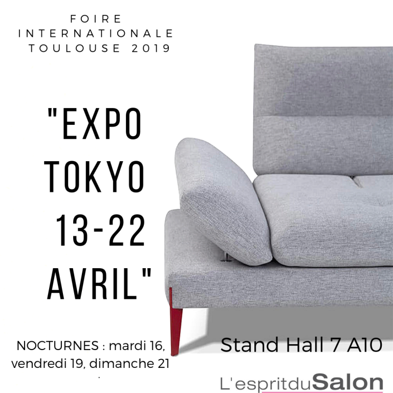 foire expo tokyo de toulouse du 13 au 22 avril